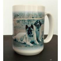 Coffee cup 15 oz.